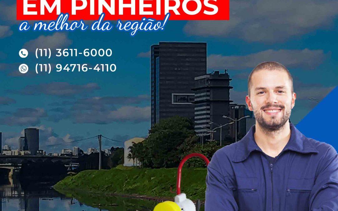 Desentupidora em Pinheiros