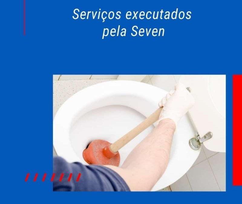 Serviços Executados pela Seven
